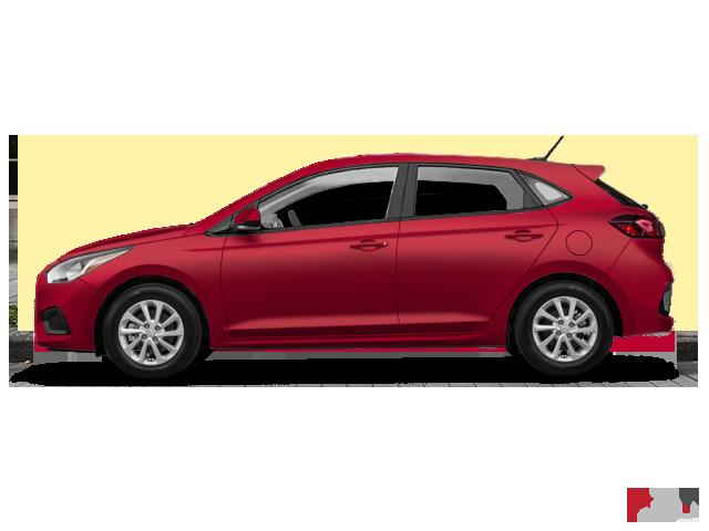 2018 Hyundai Accent GL 5 DOOR AUTO