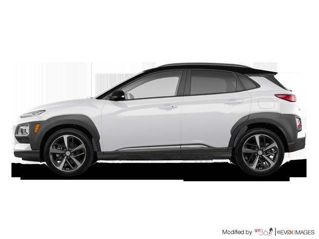 2018 Hyundai Kona TREND AWD