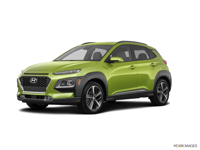2018 Hyundai Kona ULTIMATE AWD C/P