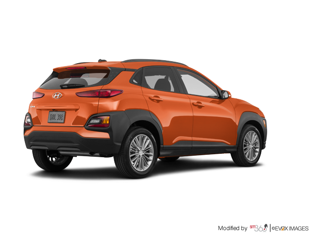 2018 Hyundai Kona PREFERRED AWD