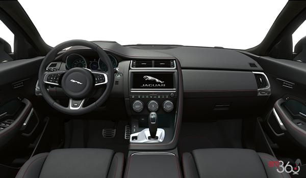 Jaguar E-PACE P250 AWD First Edition 2018 - Intérieur