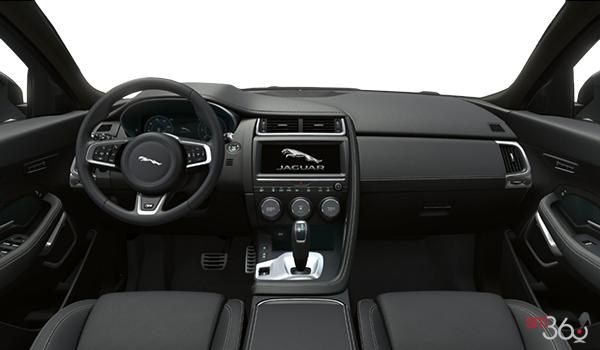 Jaguar E-PACE P300 AWD R-Dynamic HSE 2018 - Intérieur