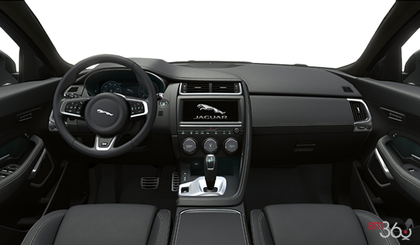 2018 Jaguar E-PACE P300 AWD R-Dynamic SE