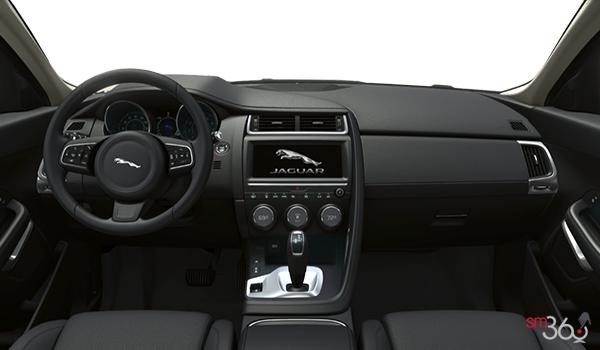 2018 Jaguar E-PACE P250 AWD SE