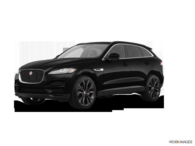 2018 Jaguar F-Pace 25t AWD Prestige (2) - Exterior
