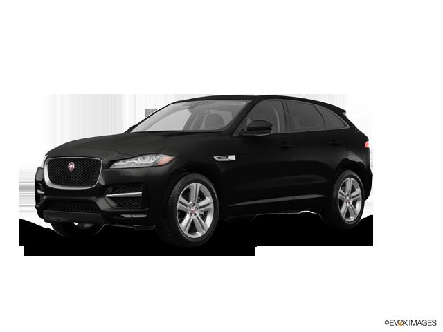 2018 Jaguar F-Pace 30t AWD R-Sport