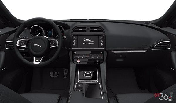 Jaguar F-Pace S AWD (2) 2018 - Intérieur