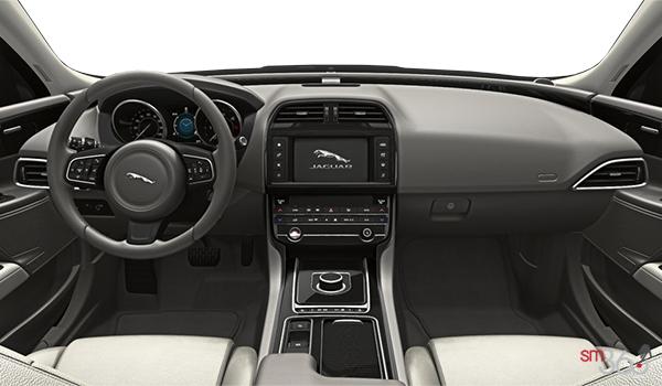 2018 Jaguar XE 25t 2.0L AWD Premium (2) - Interior