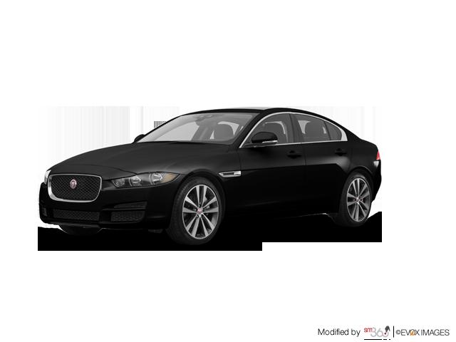 Jaguar XE 20d 2.0L AWD Prestige 2018 - Extérieur