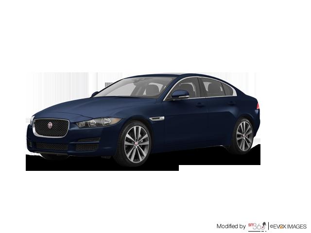 2018 Jaguar XE 20d 2.0L AWD Prestige (2) - Exterior