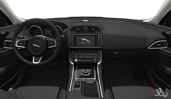 2018 Jaguar XE 20d 2.0L AWD Prestige (2) - Interior