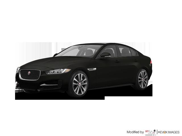 2018 Jaguar XE 20d 2.0L AWD R-Sport (2) - Exterior