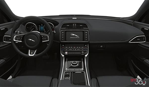 2018 Jaguar XE 20d 2.0L AWD R-Sport (2) - Interior