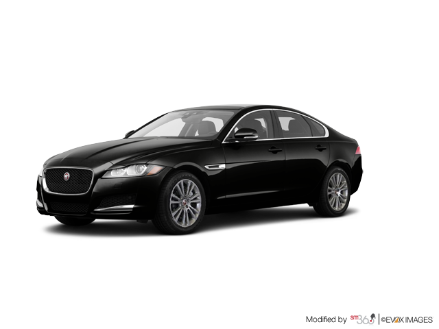 Jaguar XF 20d 2.0L AWD Prestige (2) 2018 - Extérieur