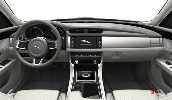 Jaguar XF 20d 2.0L AWD Prestige (2) 2018 - Intérieur