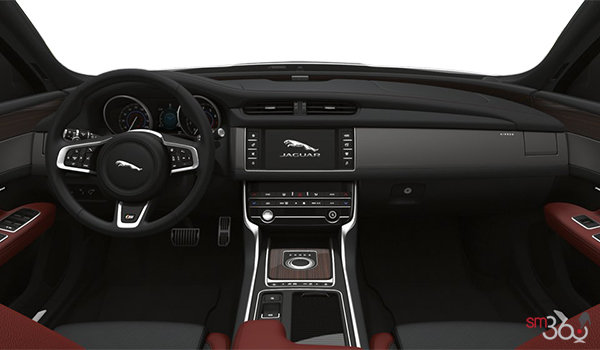 2018 Jaguar XF S 3.0L AWD (2) - Interior