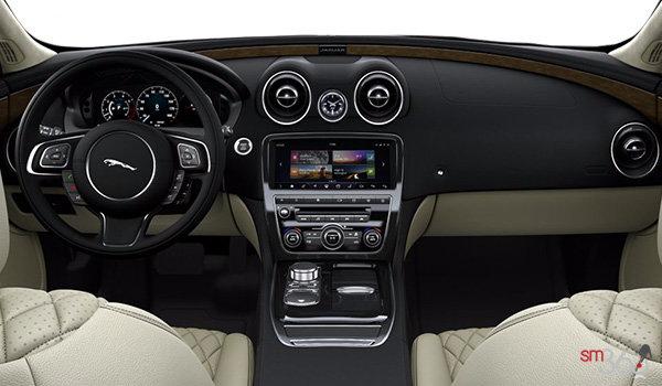2018 Jaguar XJ 3.0L V6 AWD Portfolio - Interior
