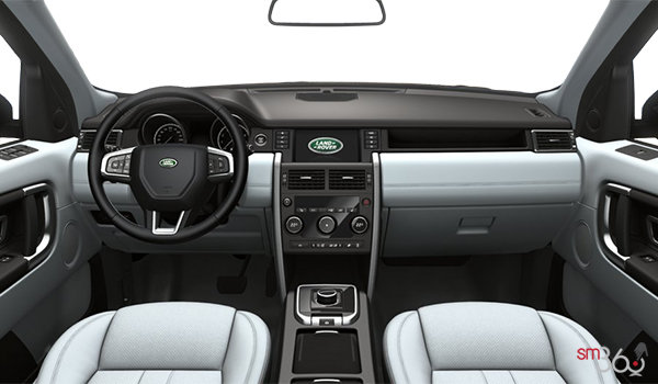 2018 Land Rover DISCOVERY SPORT 237hp HSE - Interior