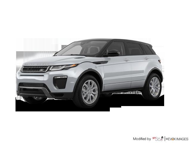 2018 Land Rover Range Rover Evoque 237hp HSE DYNAMIC - Exterior