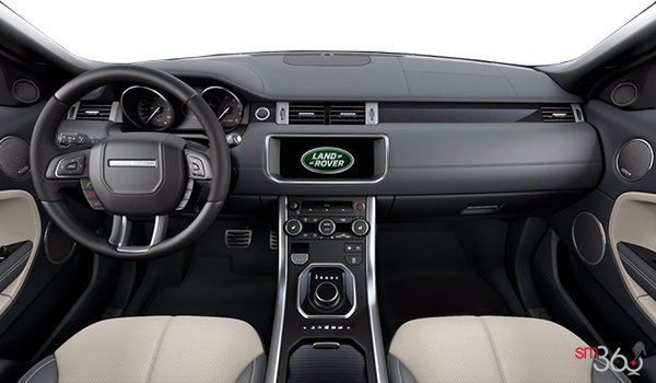 2018 Land Rover Range Rover Evoque 237hp HSE DYNAMIC - Interior
