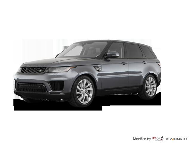 2018 Land Rover Range Rover Sport V6 Td6 HSE - Exterior