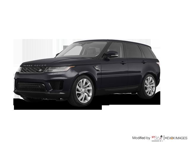 Land Rover Range Rover Sport V6 Td6 HSE 2018 - Extérieur