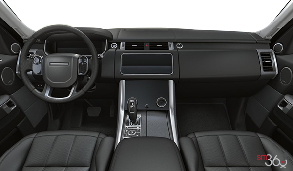 Land Rover Range Rover Sport V6 Td6 HSE 2018 - Intérieur