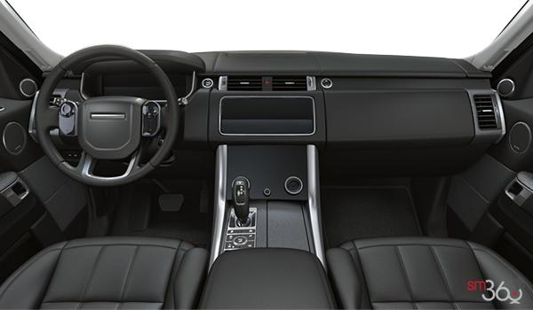 2018 Land Rover Range Rover Sport V6 Td6 HSE - Interior
