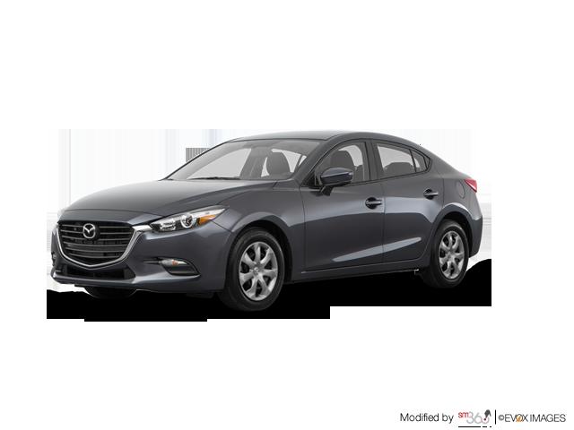 2018 Mazda MAZDA 3 SE SE