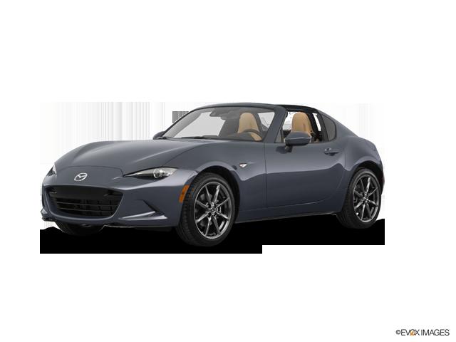 Mazda MX-5 RF GT GT 2018