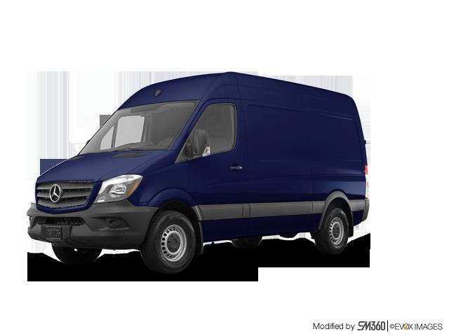 2018 Mercedes-Benz Sprinter V6 2500 Cargo 144