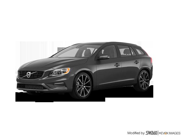 2018 Volvo V60 T5 AWD Dynamic