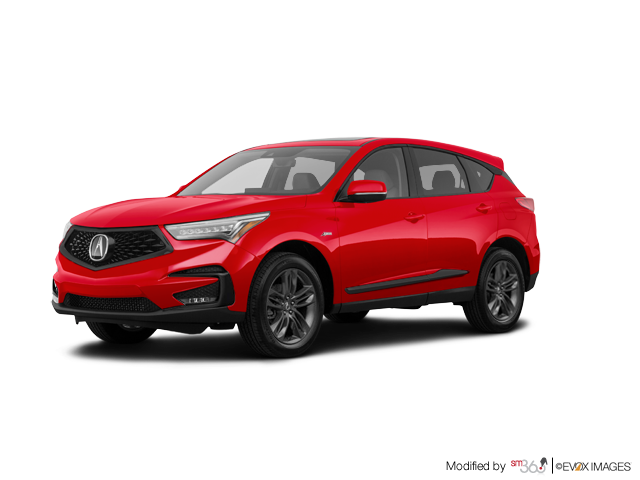 2019 Acura RDX A-Spec at