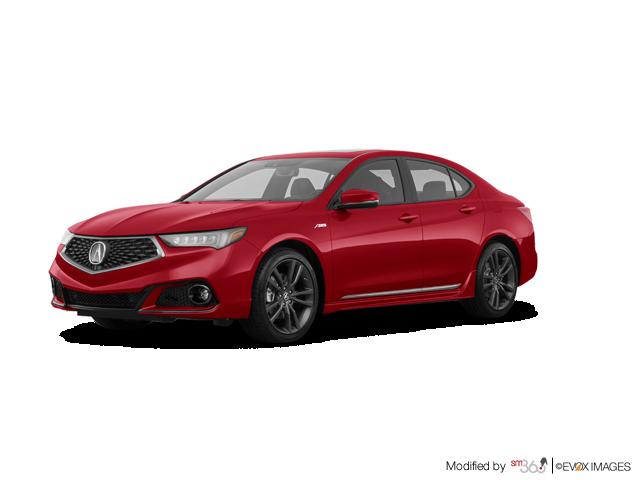 2019 Acura TLX 3.5L SH-AWD w/Elite Pkg A-Spec