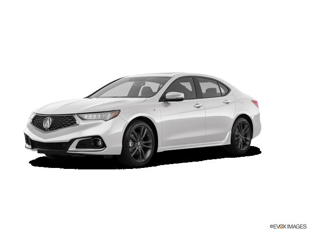2019 Acura TLX 3.5L SH-AWD w/Tech Pkg A-Spec Red