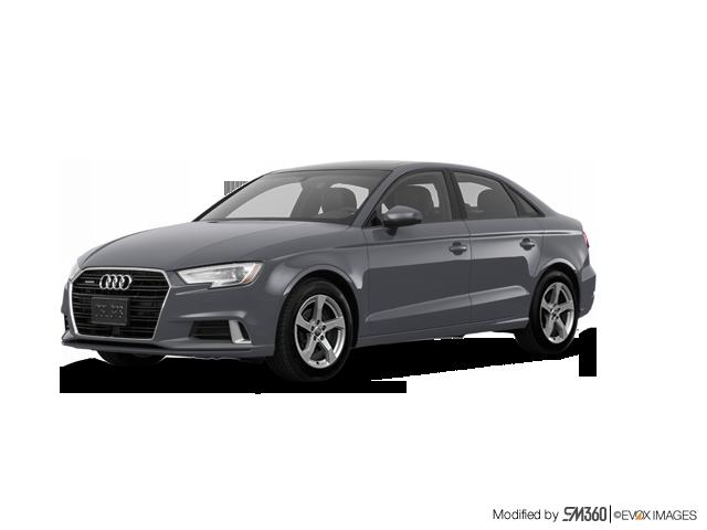 2019 Audi A3 2.0T Komfort quattro 7sp S tronic