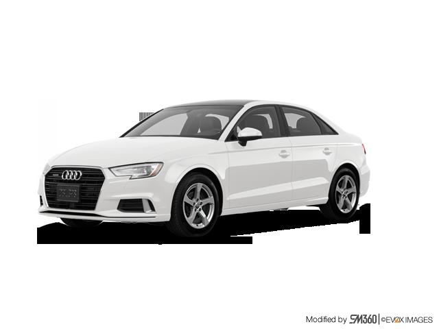 2019 Audi A3 SEDAN KOMFORT