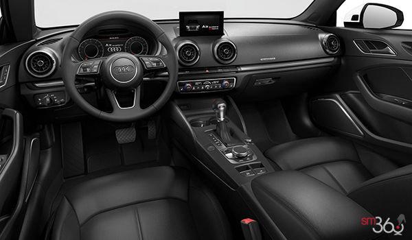 2019 Audi A3 2.0T Technik quattro 7sp S tronic Cab