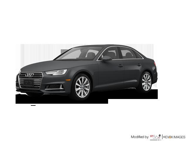 2019 Audi A4 2.0T Komfort quattro 7sp S tronic