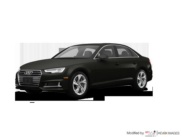 2019 Audi A4 2.0T Progressiv quattro 7sp S tronic