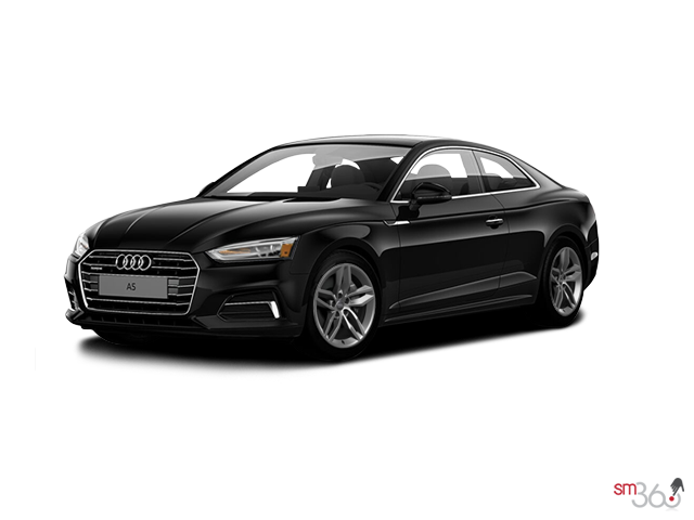 2019 Audi A5 2.0T Komfort quattro 7sp S Tronic Cpe