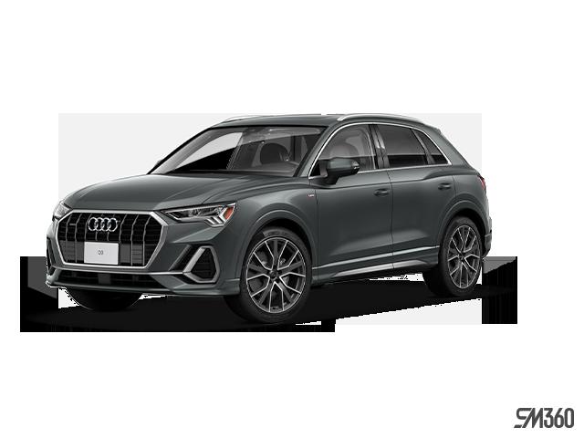 2019 Audi Q3 TECHNIK