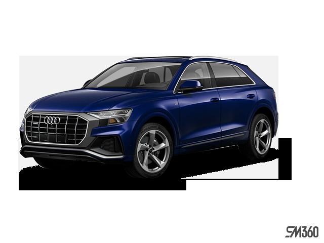 New 2019 Audi Q8 30t Progressiv Quattro 8sp Tiptronic 894920