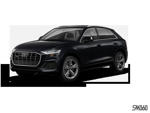 2019 Audi Q8 3.0T Technik quattro 8sp Tiptronic