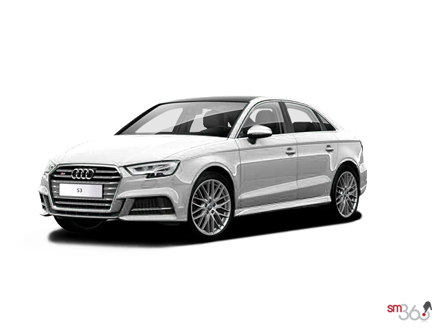 2019 Audi S3 2.0T Technik quattro 7sp S tronic