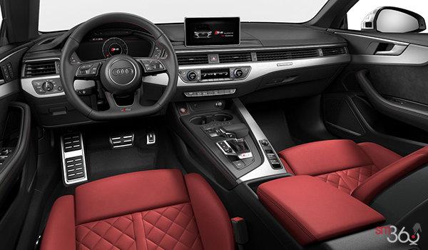 2019 Audi S5 3.0T Technik quattro 8sp Tiptronic Cab
