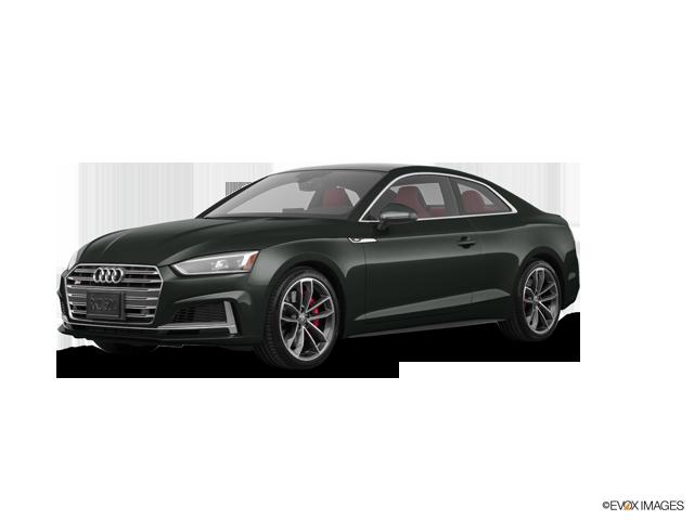 2019 Audi S5 3.0T Technik quattro 8sp Tiptronic Cpe