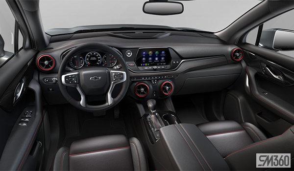 2019 CHEVROLET TRUCK BLAZER 4DR AWD RS
