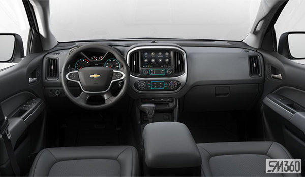 2019 Chevrolet Colorado LT 2WD Crew Cab SW 2WD LT