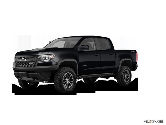 2019 Chevrolet COLORADO ZR2 4WD CREW CAB SWB 4WD ZR2